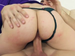 Sexy Soccer Girl Has CFNM Sex With A Big Dick Guy