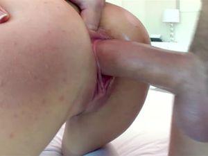 Natasha White Worships Big Cock With Her Sexy Lips
