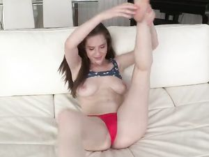 Big Cock And Busty Young Slut Penny Brooks Fucking